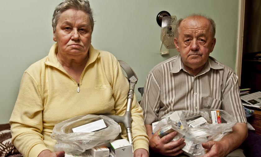 Polscy emeryci