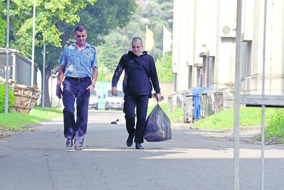Zoran Marjanović izlazi iz zatvora