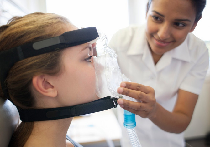 Neinvanzivni respirator