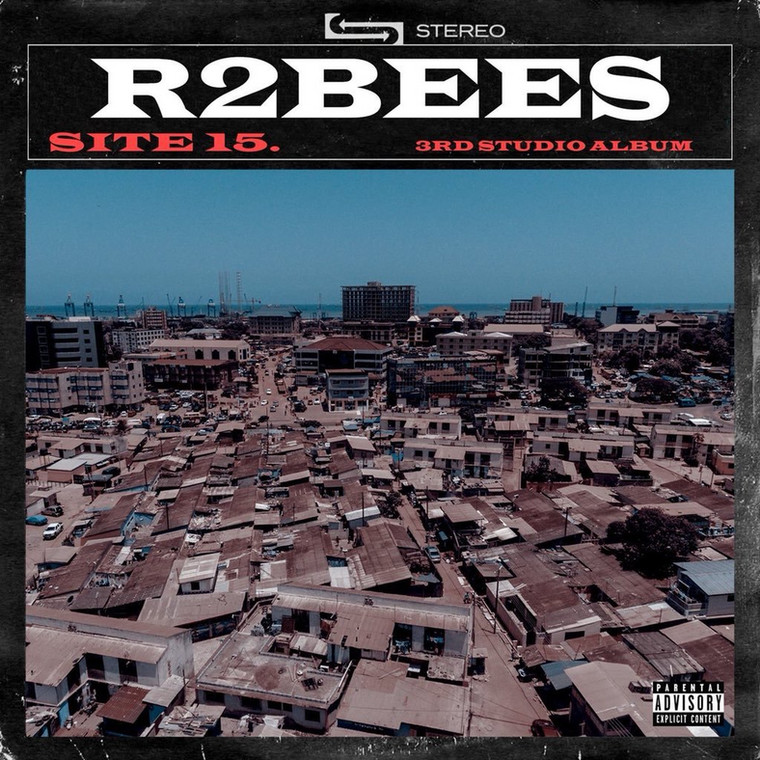 R2Bees SITE 15 album