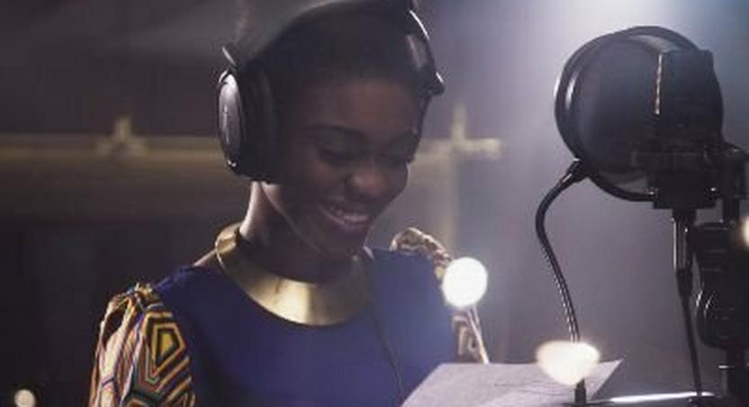 Singer Becca