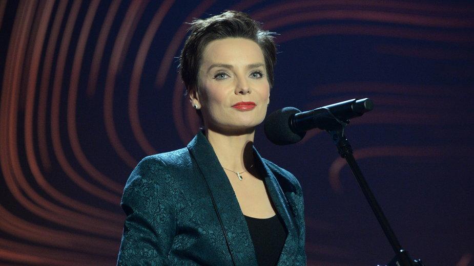 Prezes Polskiego Radia Agnieszka Kamińska