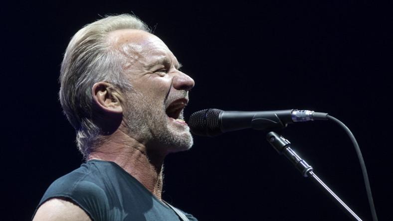 Koncert Stinga w Budapeszcie, 2 lipca 2019 roku