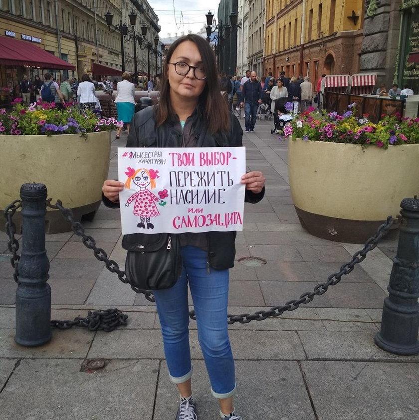 Nie żyje Jelena Grigoriewa. Rosyjska aktywistka została zamordowana?