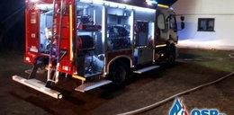 Nocna tragedia! Kobieta spłonęła żywcem. Gdy strażacy weszli do domu, jej łóżko jeszcze się tliło