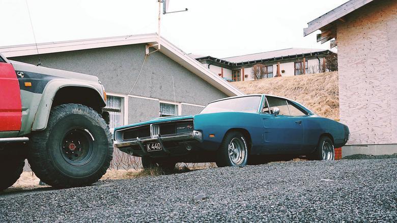 Nietypowa motoryzacja na Islandii