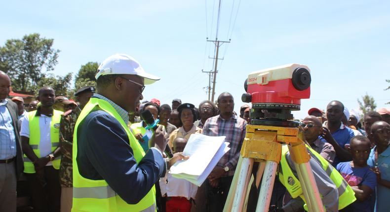 Government blacklists, kicks out 15 road construction firms for shoddy job and failure to deliver on time