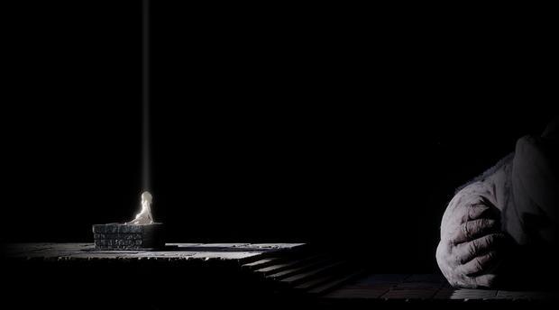 Nowa gra Fumito Uedy na pierwszym obrazku - wygląda intrygująco!
