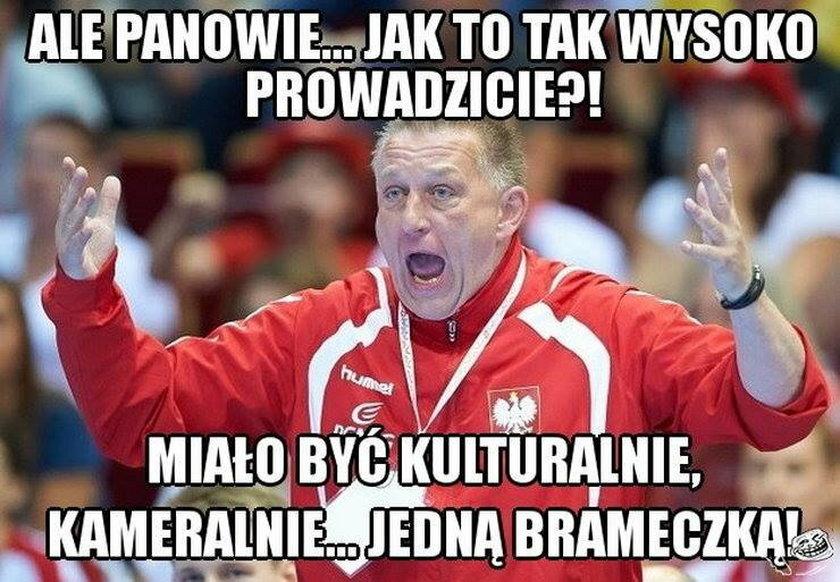 MEMY po zwycięstwie polskich piłkarzy ręcznych nad Białorusią