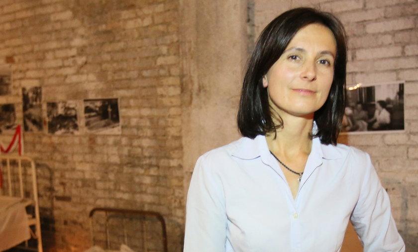 Protest ratowników. Bogna Janke: Rząd nie ma fabryki pieniędzy.