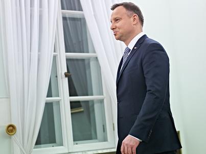 Prezydent Andrzej Duda podpisał ustawę wieczorem, 29 stycznia 2018 r.