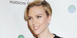 Scarlett Johansson ma coraz krótszą fryzurę