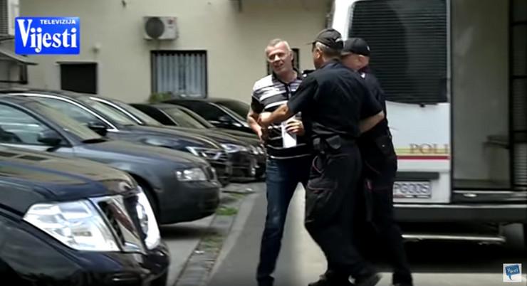 ranko radulovic hapsenje foto Youtube Vijesti Online