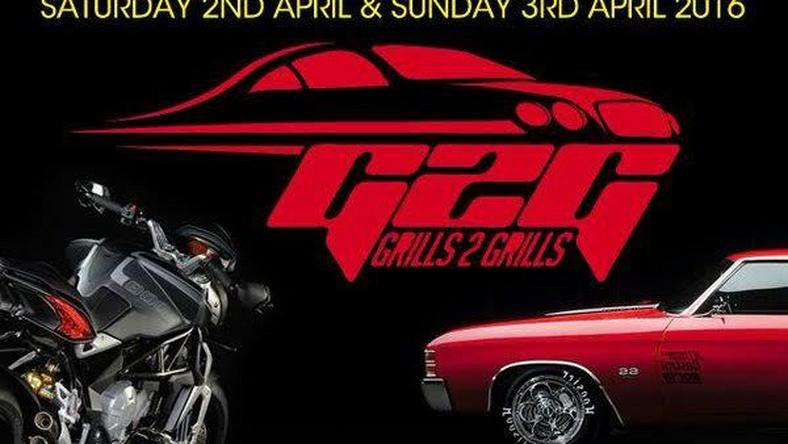'Grills2Grills' Nigeria's ultimate automobile, bike show