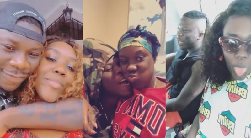 Dr Louisa drops exclusive loved-up moments with Stonebwoy to celebrate his birthday