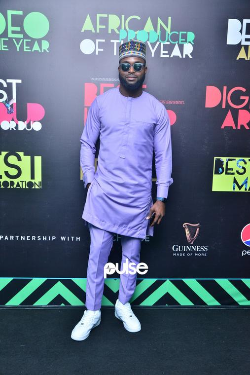 DJ Neptune, disc jockey of 2018 (Winner)