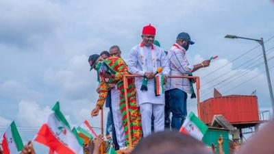 Anambra 2021: Ozigbo says his candidacy is divine