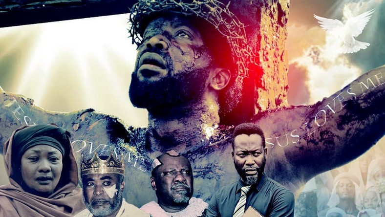 The upcoming film is based on a Nigerian account of the trial of Jesus