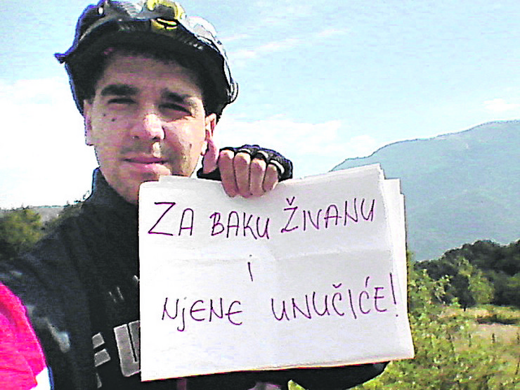Republika Srpska_Ljubisa Sljivic_biciklom do Barselone_RAS foto PRIVATNA ARHIVA05