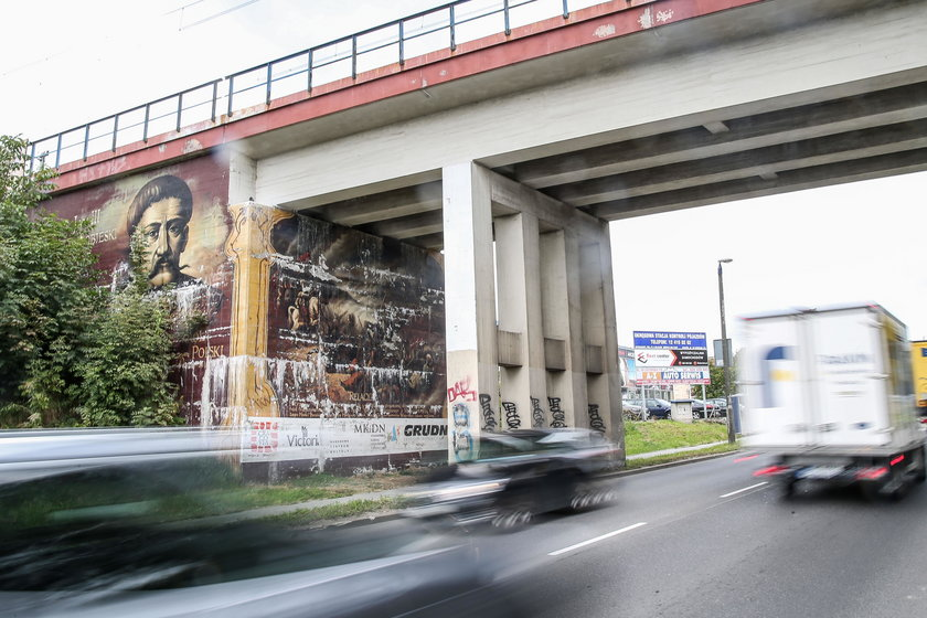 Kraków chce chronić murale