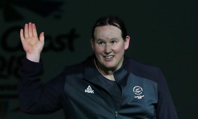 Laurel Hubbard jest pierwszą transpłciową sportsmenką, która wystąpi w Igrzyskach Olimpijskich