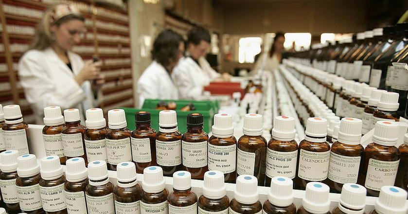 Dwa z pięciu największych koncernów farmaceutycznych powstały w Szwajcarii i są warte ponad 220 mld dolarów
