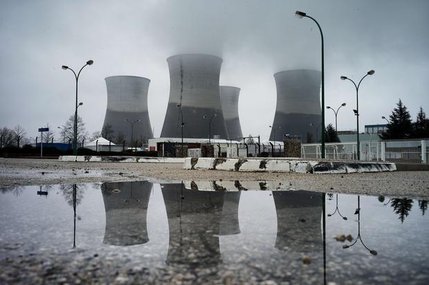 Elektrownia atomowa Bugey we francuskim Saint Vulbas