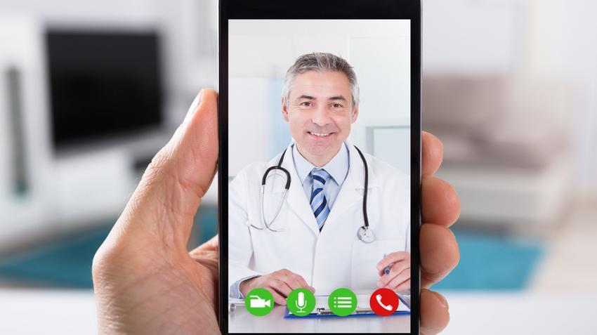 az orvosi rendszer otthonról működik