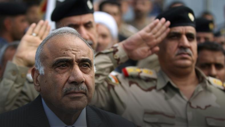 Iraqi Prime Minister Adel Abdel Mahdi's first response to the deadly protests that swept Baghdad and the south last month was to offer his resignation but officials say pressure from Iran and its Iraqi allies has convinced him to stay on