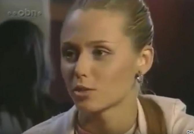 """Bojana Oridnačev u ulozi Helene u seriji """"Jelena"""""""