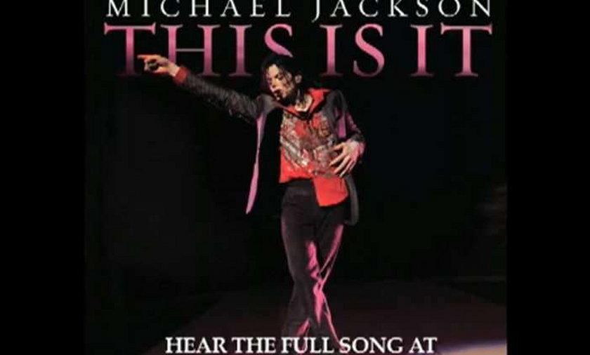 Jackson śpiewa po śmierci. Posłuchaj!