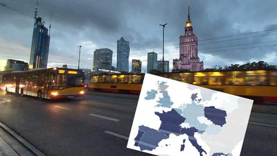 Niechlubne miejsce Polski w rankingu podatkowym. Przez Polski Ład za rok może być gorzej