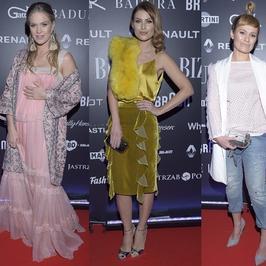 Pokaz Bizuu: Zosia Ślotała w ciąży, Ola Kisio w oryginalnej kreacji, Anna Oberc w nowej odsłonie, seksowna Joanna Krupa i wiele innych gwiazd