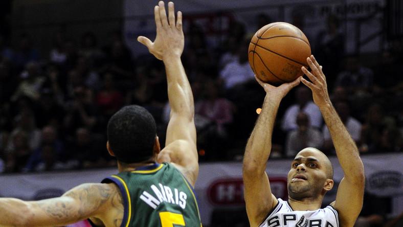 Spurs pokonali Jazz