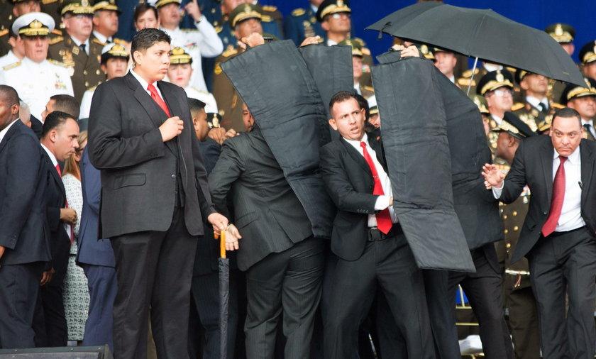 Zamach na prezydenta Wenezueli