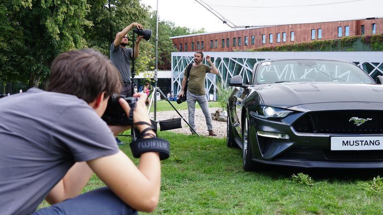 Warsztaty fotograficzne Fujifilm i Ford Polska