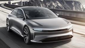Lucid Motors ujawnia cenę nowego auta