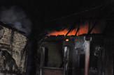 Vrnjačka Banja 01 - Izgorelo sve na imanju - Foto N. Božović