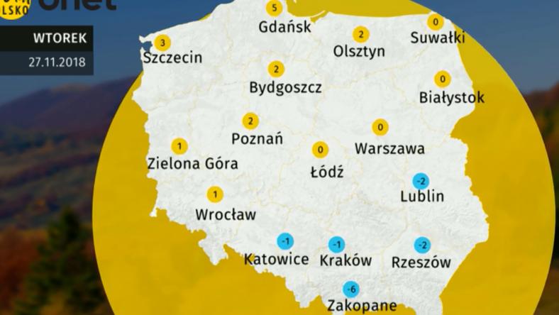 Pogoda Wrocław Na Dziś Prognoza Pogody 2018 11 27 Wrocław