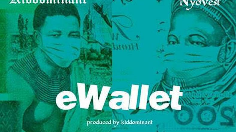 Kiddominant features Cassper Nyovest on new single, 'e-wallet.' (Sony)