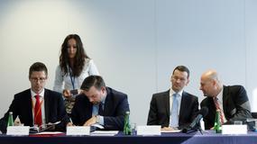 Warszawa podpisała umowę dofinansowania rozbudowy metra, cała II linia w 2022 r.