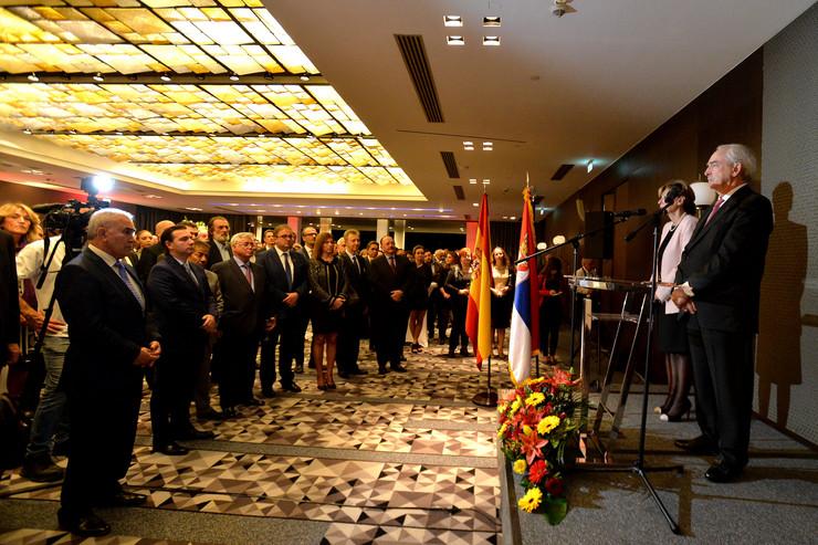 Nacionalni dan Španije, Tanjug, Z. Žestić