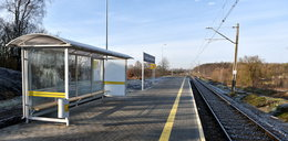 Wyremontowali peron, po czym wycofali pociągi!