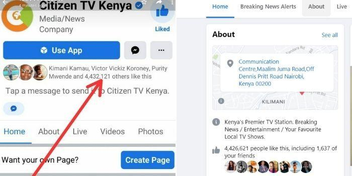 Thousands boycott Citizen TV after calls from Ruto Camp   Pulselive Kenya