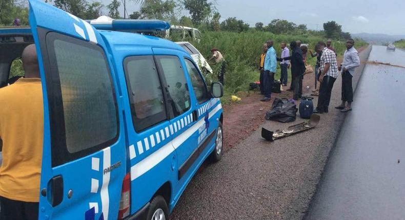 7 die in early Tuesday crash in Kwara.