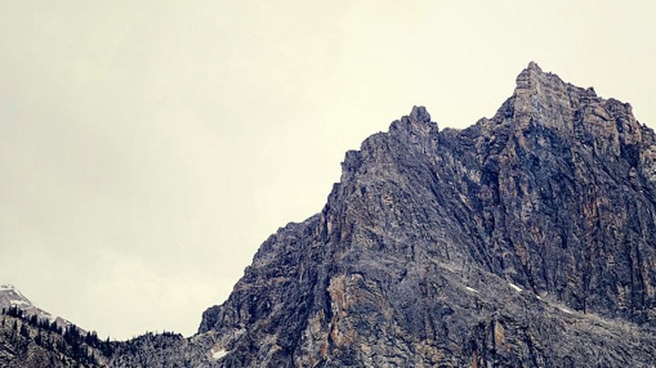 Ciało mężczyzny odnaleziono w Tatrach