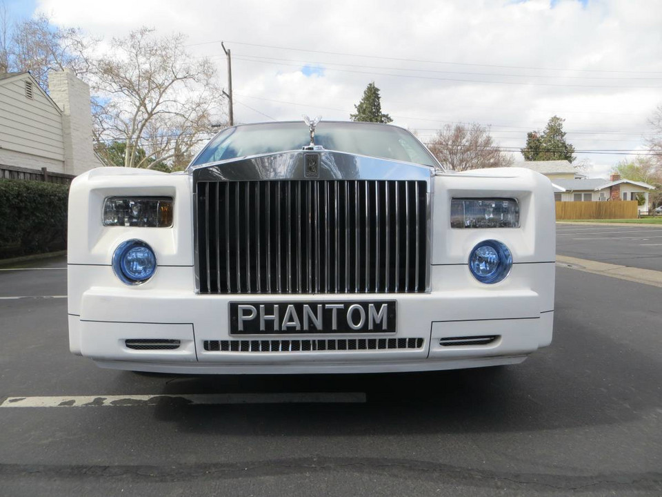Rolls-Royce Phantom replika