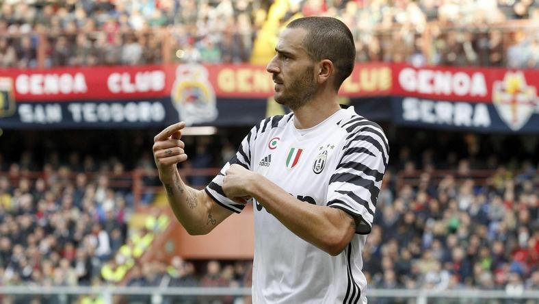 Bonucci chce rewanżu na Barcelonie