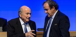 Blatter i Platini mogą dostać 5 lat