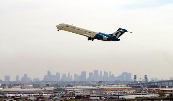 Avion je kasnio pri polasku što je spasilo mnoge živote